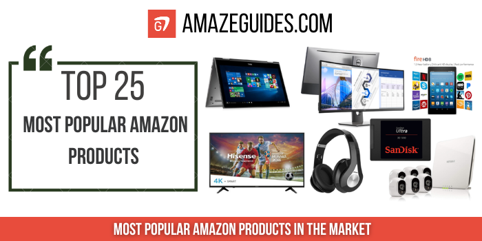 Most Popular Amazon Products